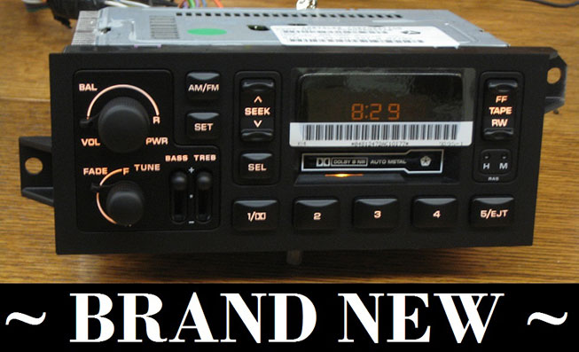 OEM Radios | Vehicle Radio & Electronic Original Replacement Parts