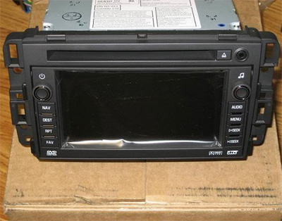 oem radios vehicle radio electronic original replacement parts 2007 13 chevy tahoe silverado suburban navigation dvd