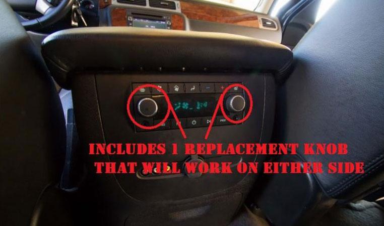 Oem Radios Vehicle Radio Electronic Original Replacement Parts Rhoemradios: 2007 Dodge Ram 2500 Radio Knobs At Elf-jo.com